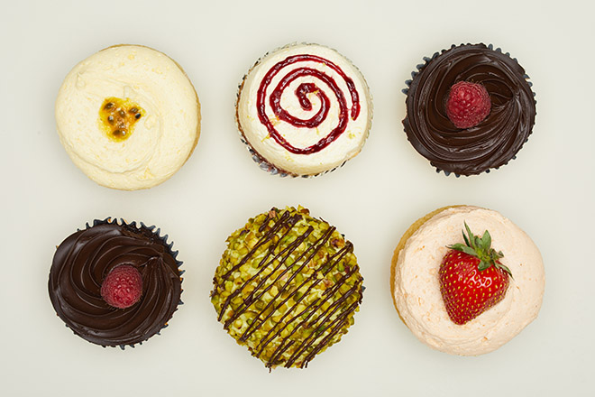 Lola's Vegan Cupcake Box!